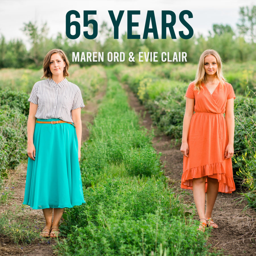 65 Years CD cover 3 - 3000x3000