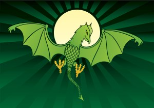 slaying the green scary monster