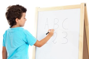 why teach two alphabets