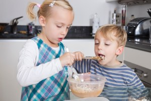 letting children learn from mistakes