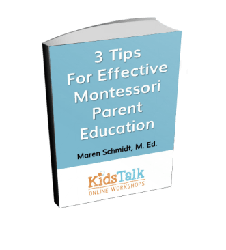 3 Tips For Effective Parent Education