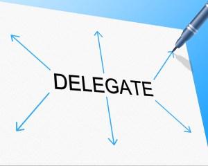 Make Room For Success Delegate