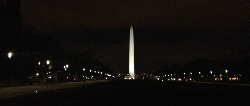 washington-night