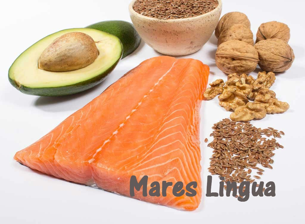 REcetas de comida Omega 3