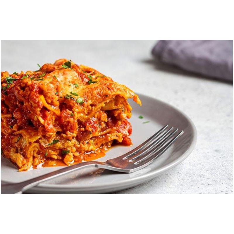 receta de lasaña vegetariana - Mares Lingua - Recetas de cocina fáciles y sanas