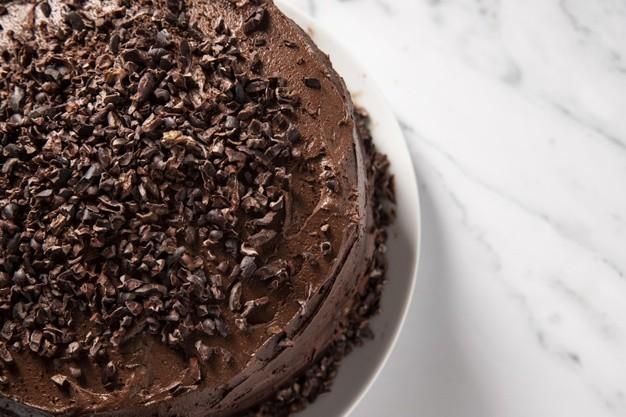 Receta de tarta Sacher - Mares Lingua - Recetas de cocina fáciles y sanas