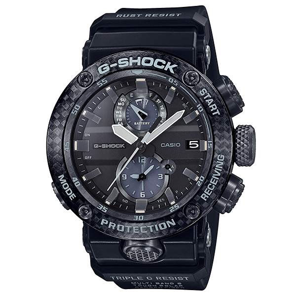 Casio G-Shock GravityMaster / GWR-B1000-1A / Carbon Core Guard