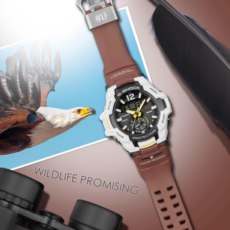 , El nuevo paquete triple de G-Shock Wildlife Promising es … ¡salvaje!