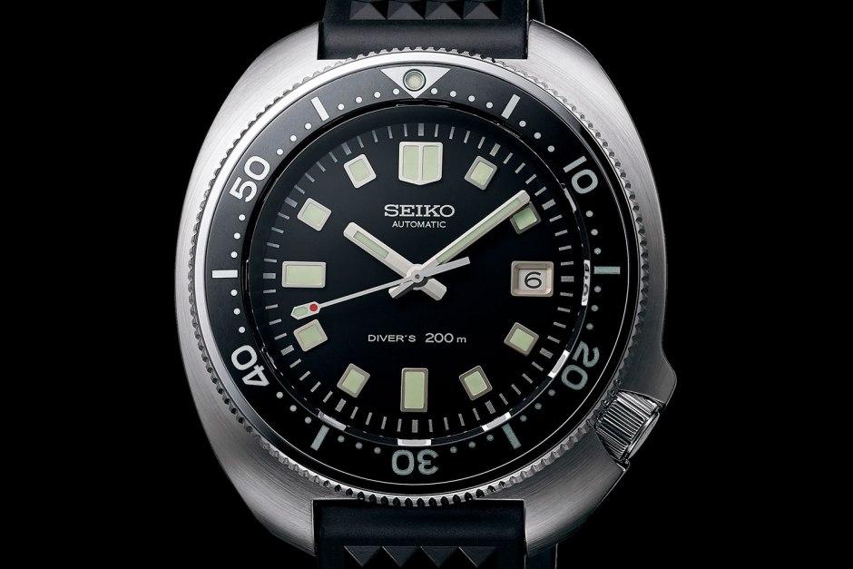 , Seiko SLA033: regresa el gran diver de los 70.