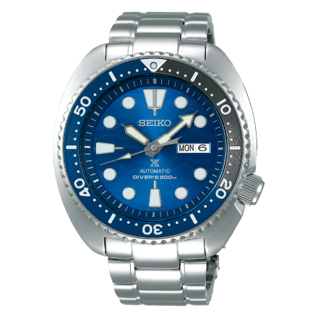 SRPD21K1 | Seiko Prospex Turtle Save The Ocean White Shark SRPD21K1