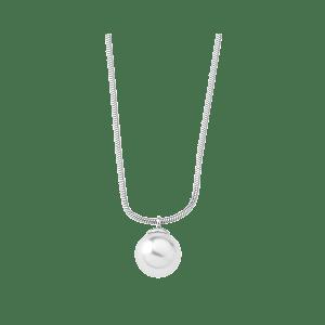 "Collar Majorica ""Nuada"" 10mm – Plata de ley – 09188.01.2.000.705.1"