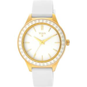 reloj tous straight ceramic 900350375
