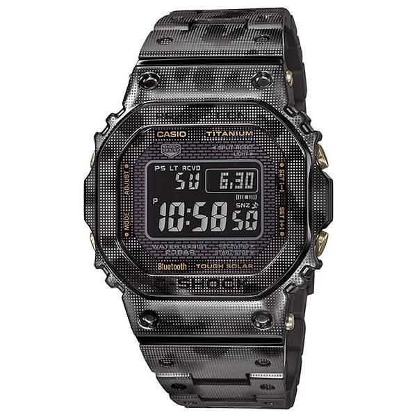 Casio G-shock GMW-B5000TCM-1ER titanium