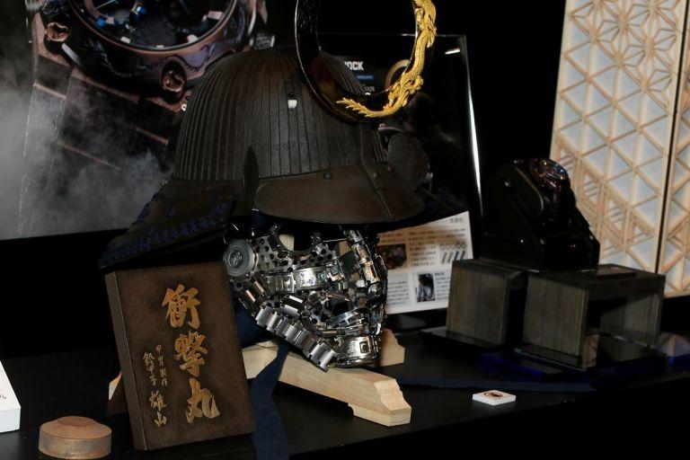 G-Shock MRG-B2000SH-5A, G-Shock MRG-B2000SH-5A Shougeki-Maru