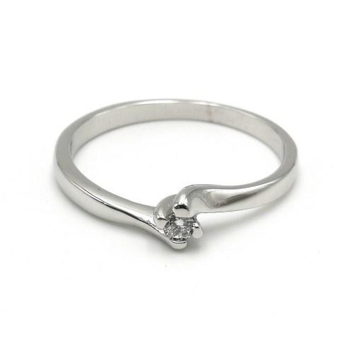 anillo oro blanco ema77