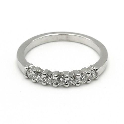 anillo oro blanco RJ3228A