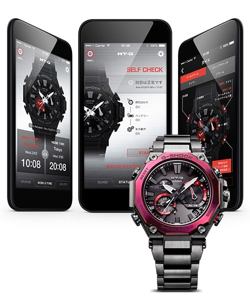 Nuevos G-Shock MTG-B2000, Nuevo modelo G-Shock MTG-B2000 «Carbon Core Guard»