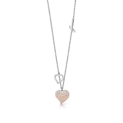 Collar Guess jewellery heart warming UBN78067