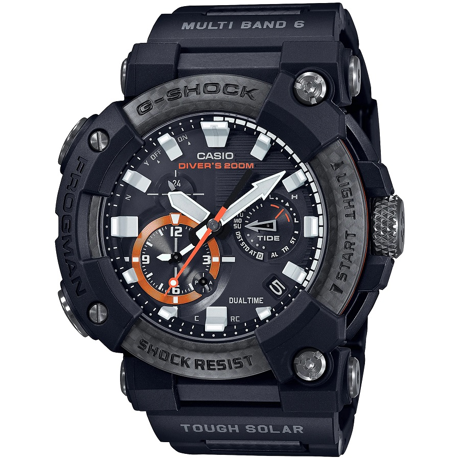 Reloj G-Shock Frogman GWF-A1000XC-1A