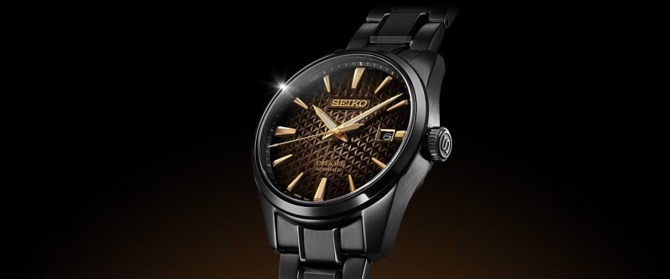 Reloj Seiko Presage Sharp Edgeg SPB205J1 Promo