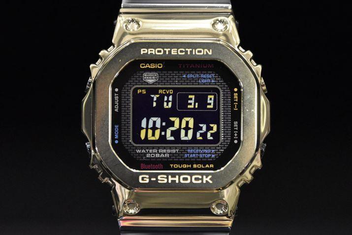 Nuevo G-Shock GMW-B5000TR-9 Trantixxii, Impresionante GMW-B5000TF-9 «TranTixxii»!!!
