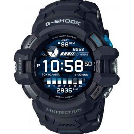 Reloj g-Shock G-Squad Pro GSW-H1000-1ER