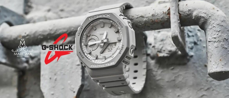 Todos los modelos G-Shock GA-2100 y sus variantes!!!