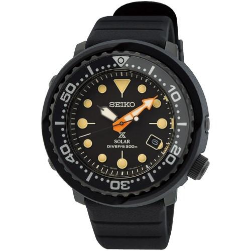 Reloj Seiko Tuna Black Series SNE577P1