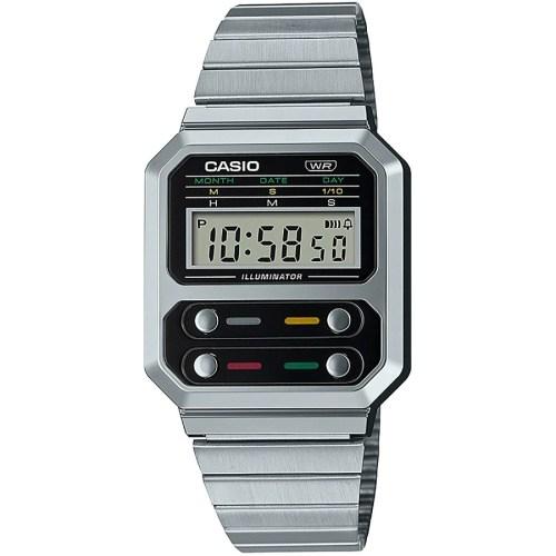Reloj Casio Retro A100WE-1AEF