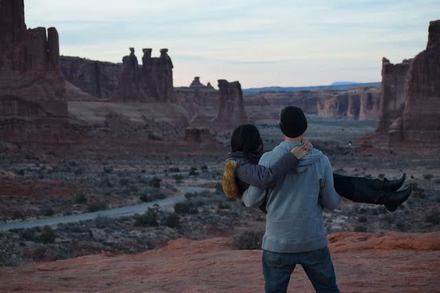 Visiting Arches National Park, Utah