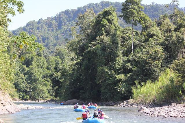 Pacuare River, Costa Rica, Rafting