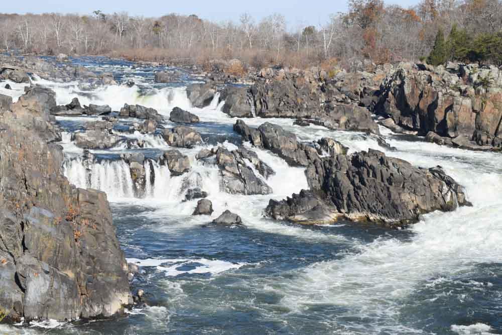Great Falls Park | Virginia Trip