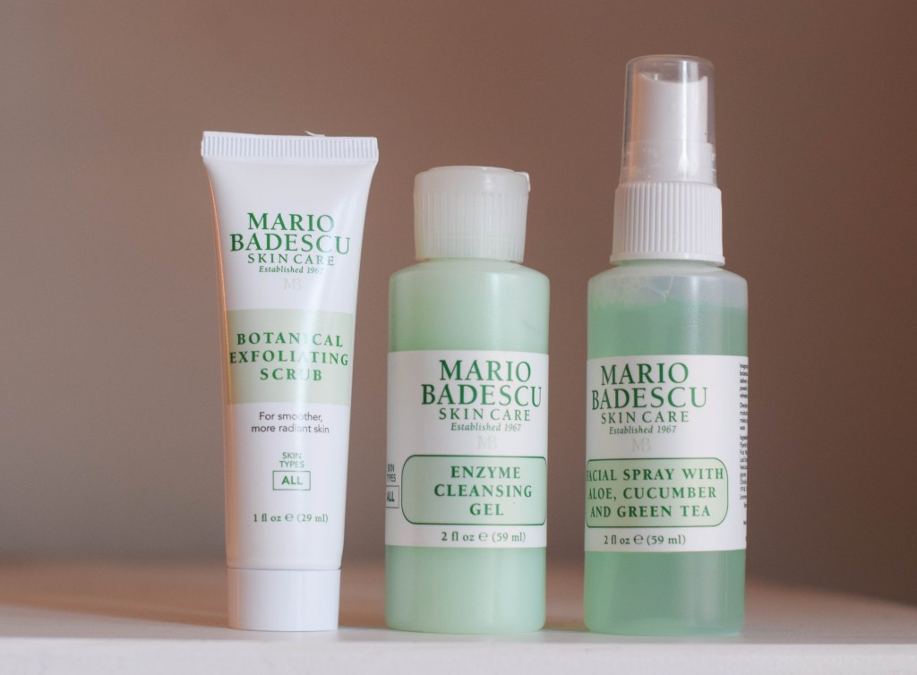 Cruelty-free Beauty Haul, including Mario Badescu Hit Refresh Set for only $12!