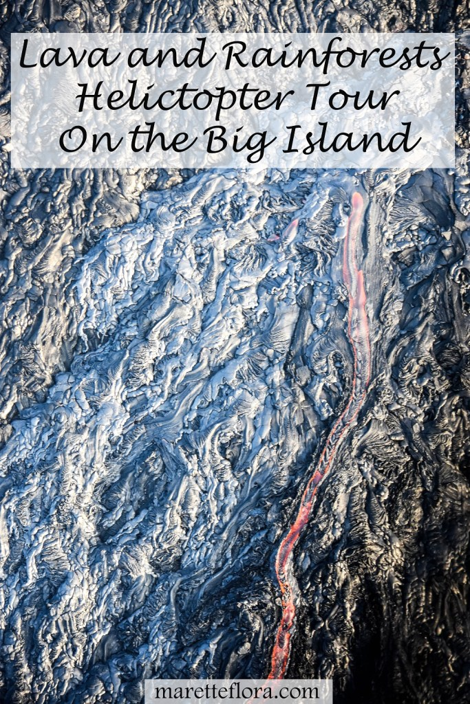 Big Island Hawaii Lava and Rainforests Adventure with Paradise Helicopters