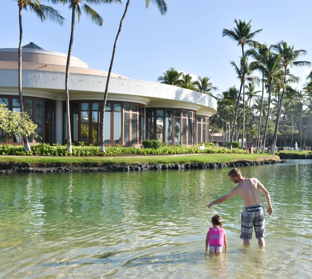 Hilton Waikoloa Resort, Big Island, Hawaii