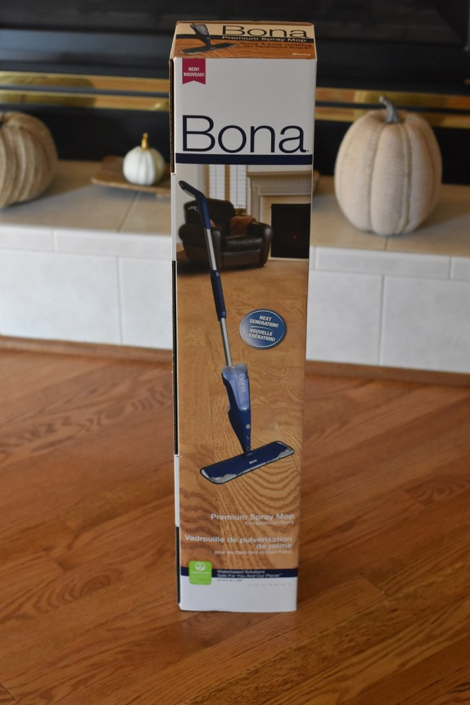 Bona® Microfiber Mop for Hard-Surface Floor