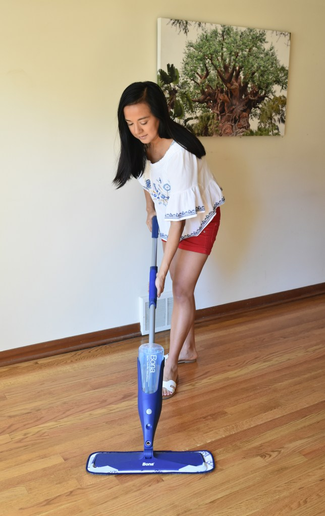 Bona® Microfiber Mop for Hard-Surface Floors