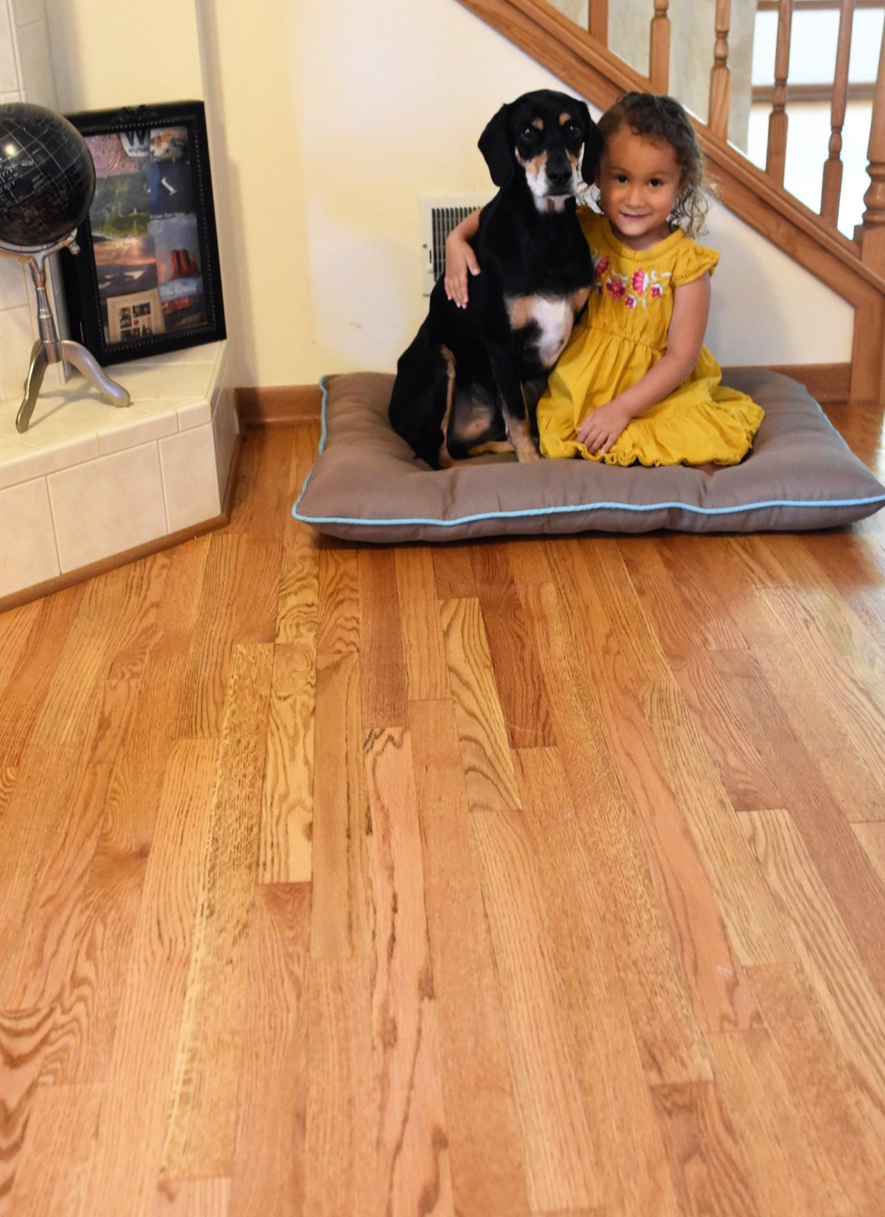How We Clean Our Hardwood Floors