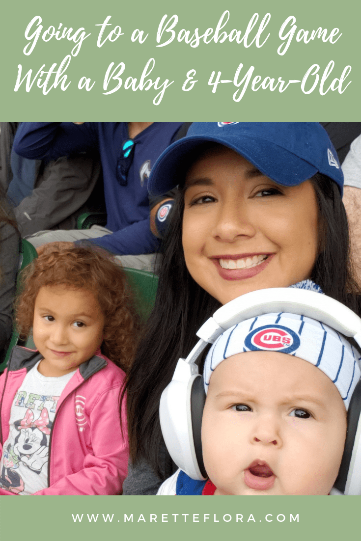 Tips For Taking a Baby to a Baseball Game
