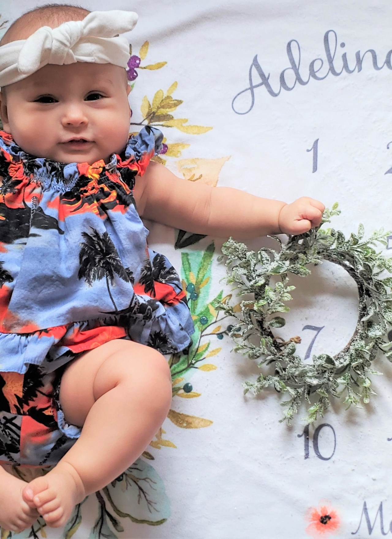 Adelina's 7-Month Update