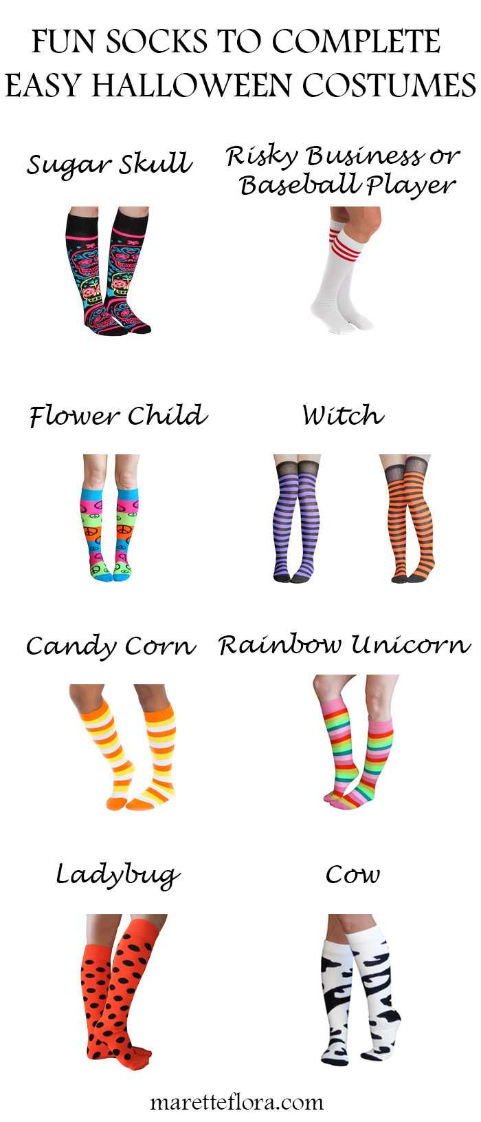 Fun Socks to Enhance Your Halloween Costume