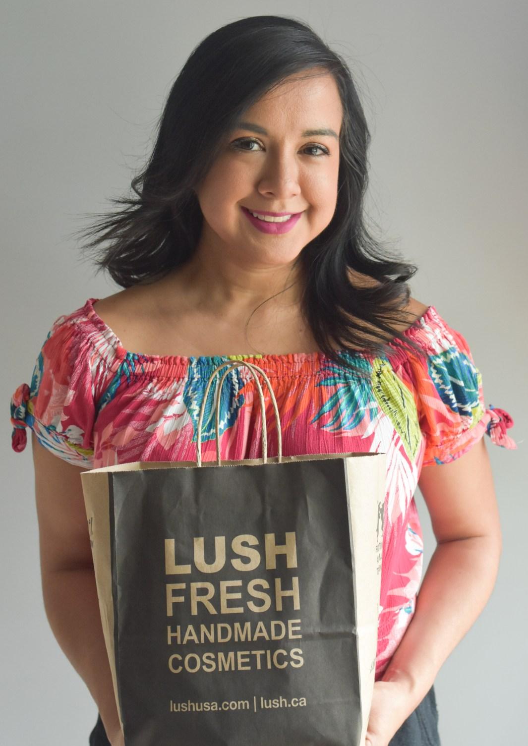 Lush Bath Bomb Review