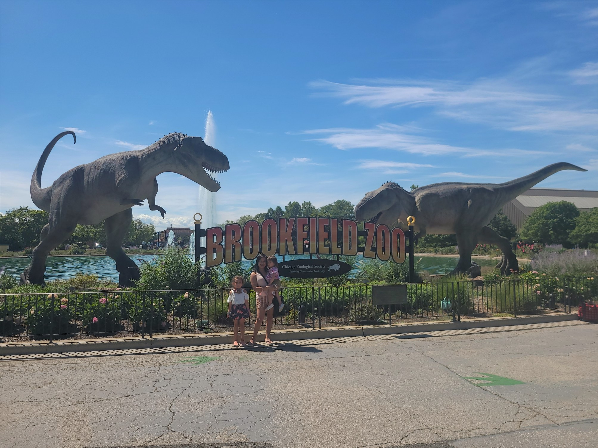 Visiting Brookfield Zoo After Reopening Floradise