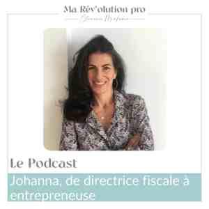 Reconversion entrepreneur Johanna Gomel