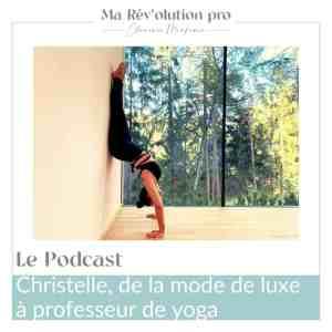 se reconvertir comme professeur de yoga
