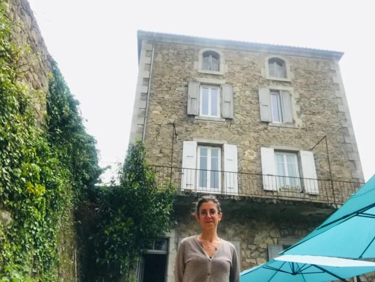 Sylvie Cacharron s'est reconvertie dans la restauration
