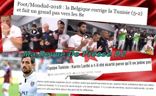 tunisie mondiale
