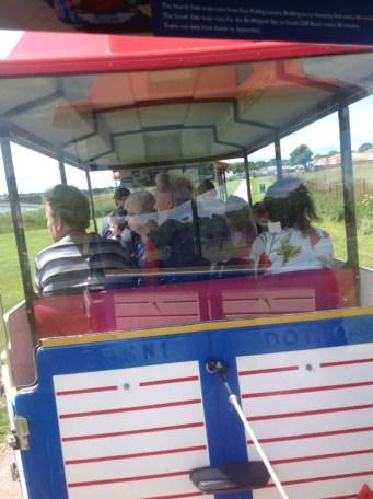 Land train!
