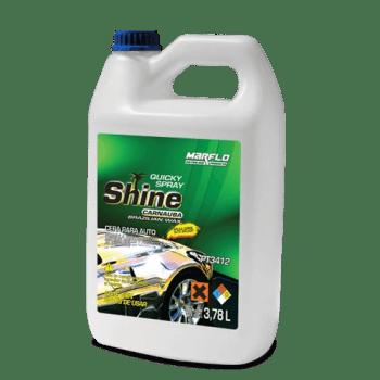 Quick Shine wax, Marflo, carnauba, detallado, detailing