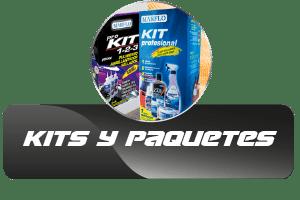 Kits y paquetes para detallado